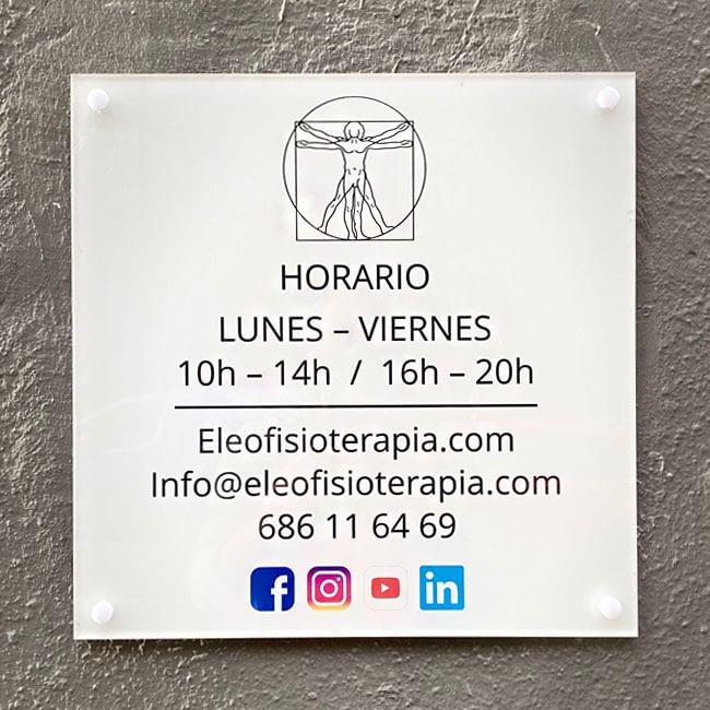 ELEO Fisioterapia Valencia Clínica